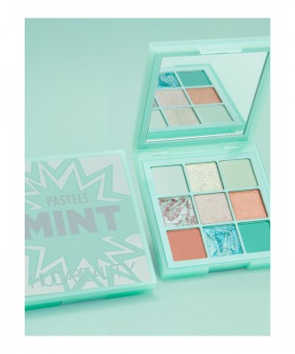 Палетка теней HUDA BEAUTY MINT