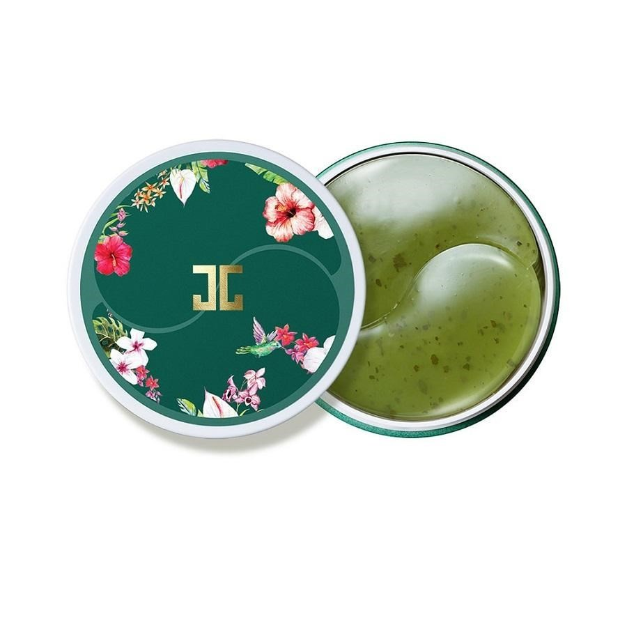 Гидрогелевые патчи для глаз с зеленым чаем  JayJun Green Tea Eye Gel Patches