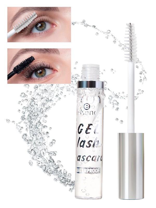 Essence Водостойкий гель для моделирования бровей и ресниц Lash Gel Mascara
