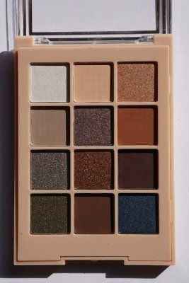 Тени для век AGELESS EYESHADOW 12 цветов (color 2)