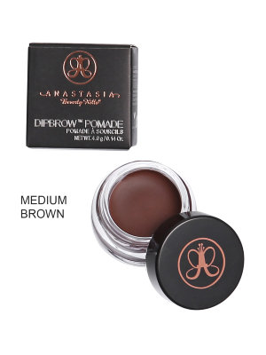 Помада для бровей Anastasia Beverly Hills Dipbrow Pomade(MEDIUM BROWN)