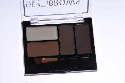 Тени для бровей с воском  Pro Brows Powder With Wax(01)