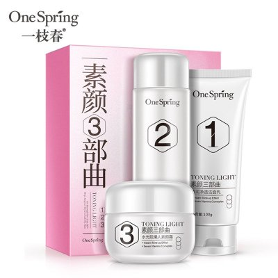 Набор One Spring toning light