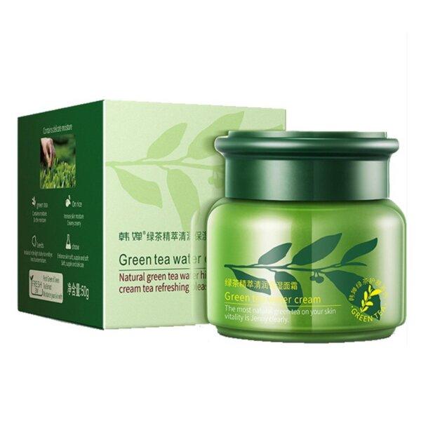 Купить Увлажняющий крем для лица Rorec Tea Water Cream,50гр по цене 145 руб. в интернет магазине kylieopt.ru