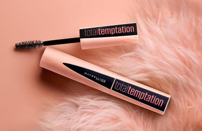 "Тушь для ресниц  Maybelline New York  ""Total Temptation"", 8,6 мл"