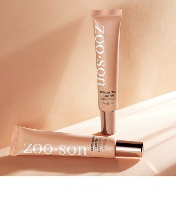 ZOO SON Нежный консилер для лица Fiundation Cream Tender Pore 01, 30гр