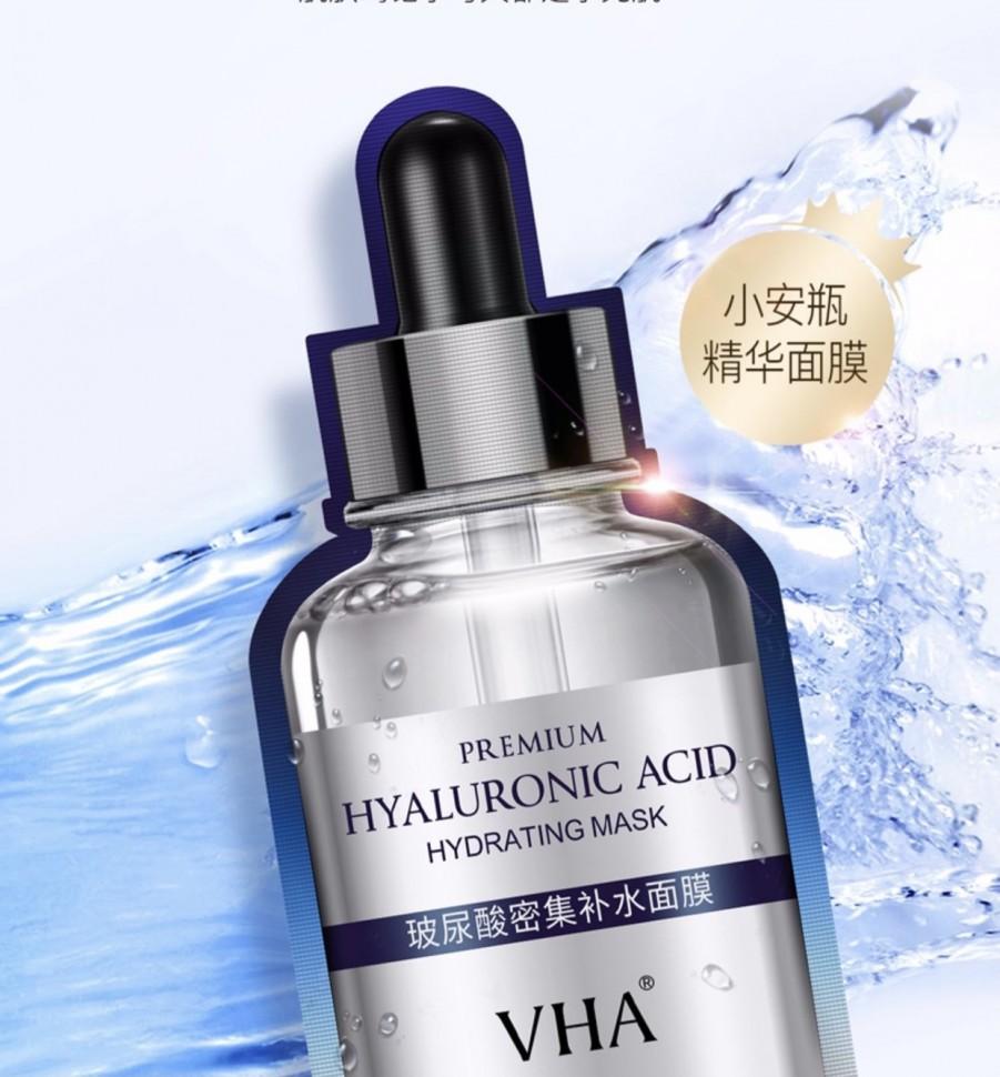 VHA Ультраувлажняющая тканевая маска Hyaluronic Acid