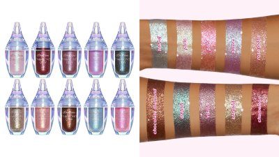 Жидкий глиттер Lime Crime Diamond Dew