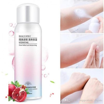 Солнцезащитный спрей Images  Hydrating Cover Defect Lock Moisturizer