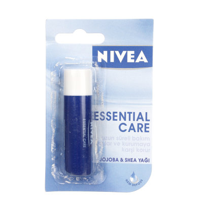 Бальзам для губ NIVEA ESSENTAL CARE
