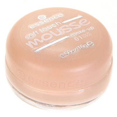 Essence мусс тонирующий soft touch matt mousse(01)