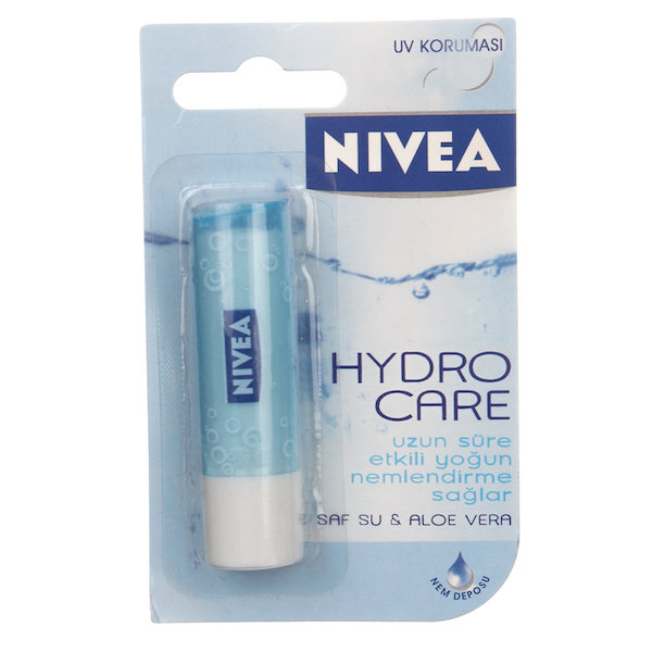 Бальзам для губ NIVEA HYDRO CARE