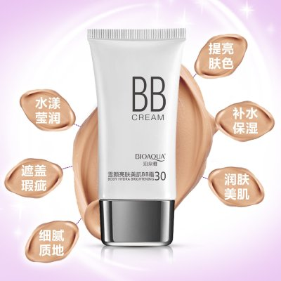 BIOAQUA Concealer BB Cream Moisturizing Foundation 30