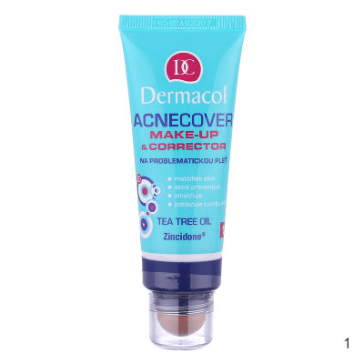 Корректор  Dermacol Acnecover Make-Up & Corrector 01
