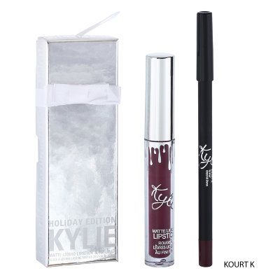 Блеск для губ Kylie Holiday Edition(KOURT K)