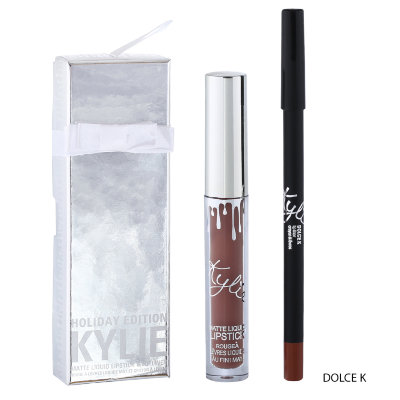 Блеск для губ Kylie Holiday Edition(DOLCE K)